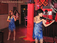 Violin Entertainers