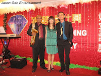 Live Band Entertainment - Wedding Anniversary in Malaysia