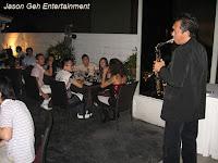 Saxophone Music in KL, Malaysia