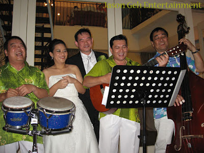 Wedding Live Band in KL, Malaysia