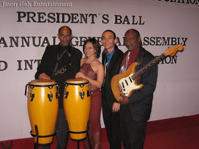 Jason Geh's Event Band featuring Singers and Musicians