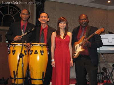 Wedding Music Band in Malaysia