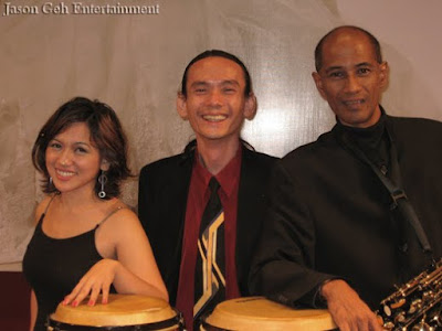 Jason Geh's 3 piece Wedding Live Band