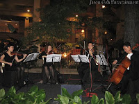 String Quartet Entertainment LIVE at the event