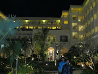 Inside view of the the Danna Hotel