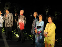 Dato' Sri Najib,Tun Dr. Mahathir, Puan Siti Hasmah and Datin Seri Rosmah