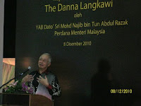 Speech by Malaysian Prime Minister