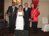 The Jason Geh Wedding Jazz Band