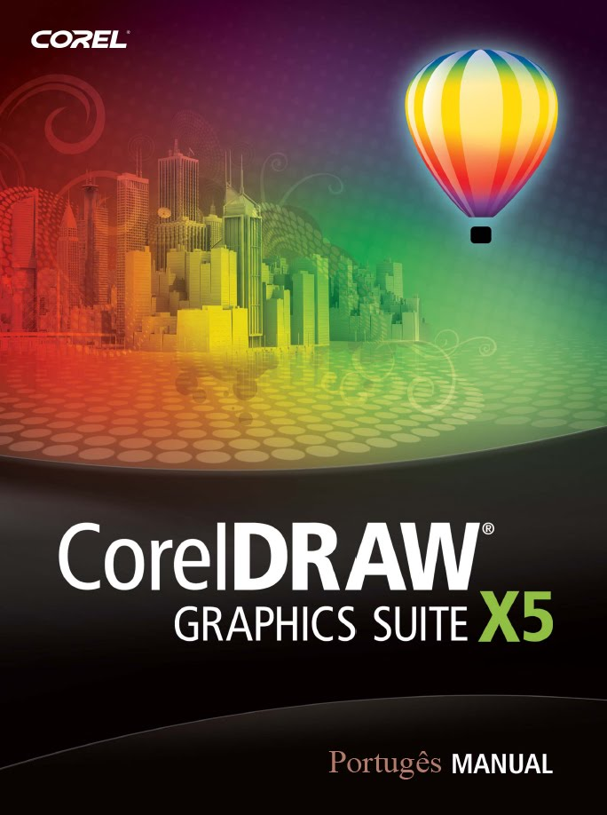 programas Download   CorelDRAW Graphic Suite X5 PT BR + Ativador