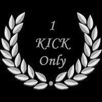 1 KICK ONLY