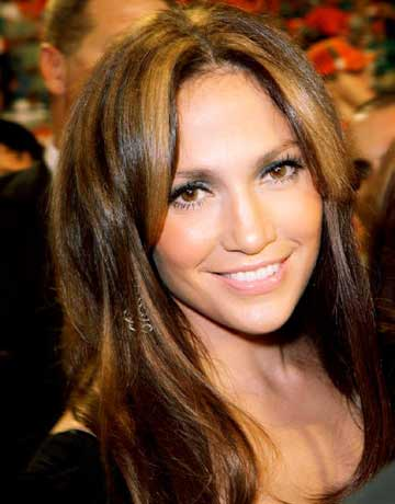 what color is jennifer lopez hair 2011. Jennifer Lopez in Harpers