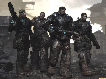 #7 Gears of War Wallpaper