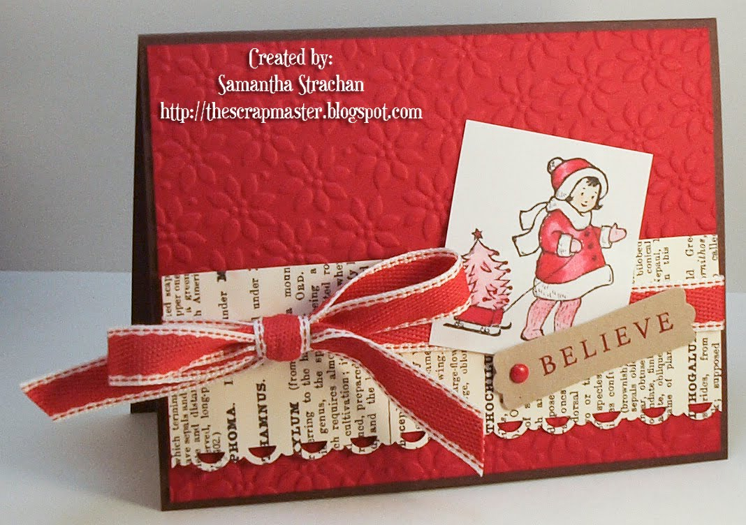 Believe Christmas Card ~ iCopic Lover