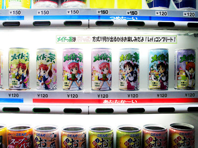 Chibi Girl Juice Can