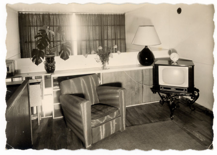 architectures de cartes postales 1 le corbusier int rieur. Black Bedroom Furniture Sets. Home Design Ideas