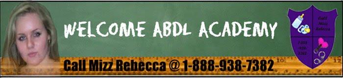 abdl sissy academy