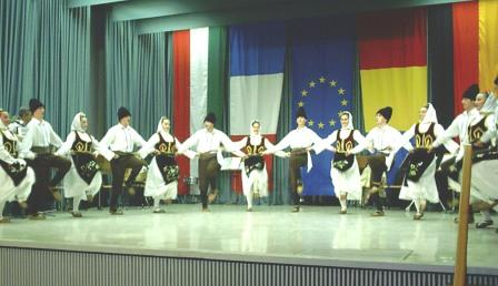 Ansamblul   Sfantul Sava din Sannicolau Mare in Europa