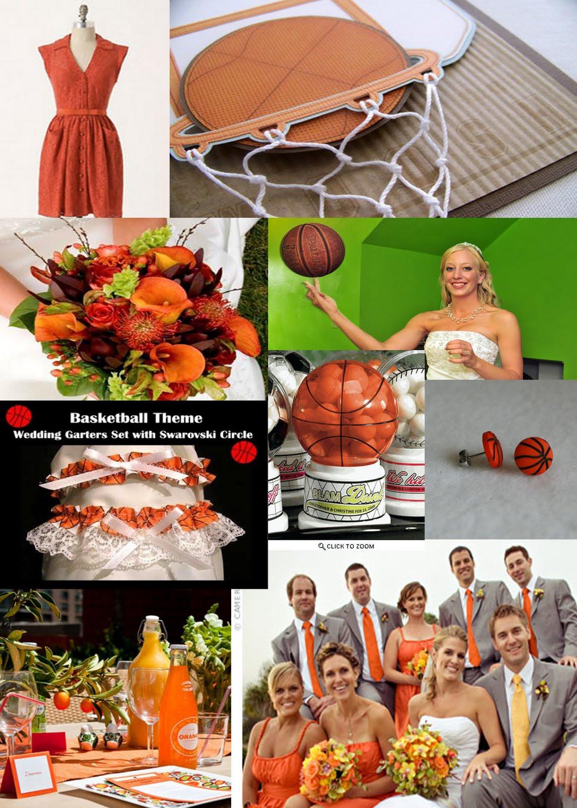 Sports Themed Wedding Favors