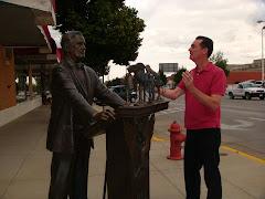 Jerry Interviewing Franklin D. Roosevelt