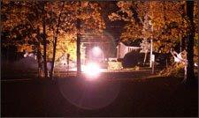 Mount Olive Transformer Explosion