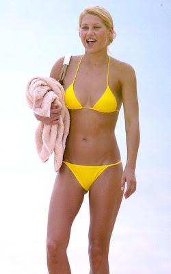 Anna Kournikova bikini images