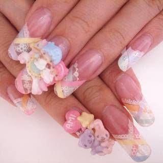 60 Diseños de uñas Decoradas fáciles | Diseñosdeuñasweb.com