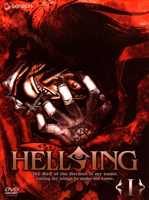 Download Hellsing Completo DVDRip RMVB Dublado