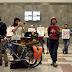 Διαμαρτυρία ποδηλατιστών στο Μετρό στο Σύνταγμα