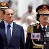 O Kαβαλιέρε καλωσορίζει τον ...αρχιστράτηγο Μουαμάρ Καντάφι