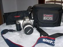 Máquina Fotográfica - CANNON - EOS 300