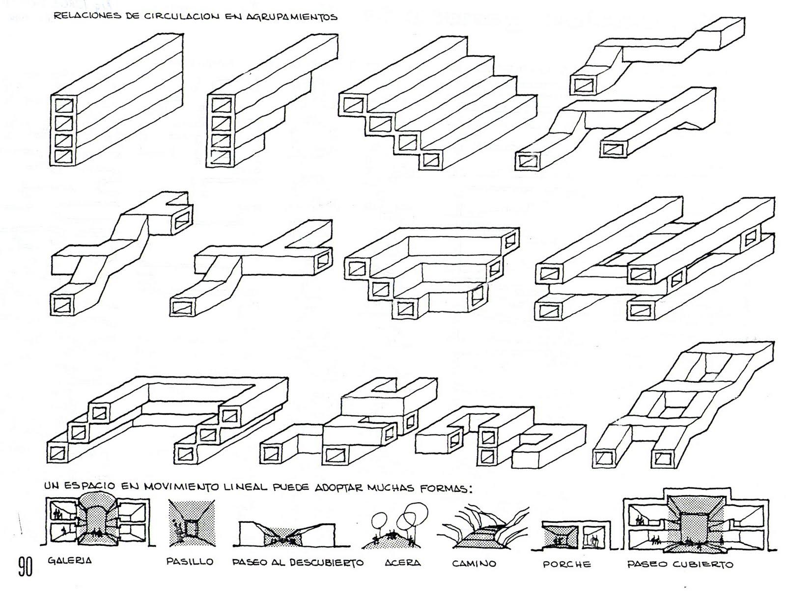 Taller josima 1 disfrutando la composici n espacial for Libros sobre planos arquitectonicos