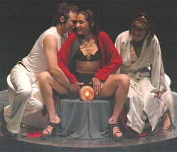 The show boasts sex acts, live video clips and audience participation and it ...