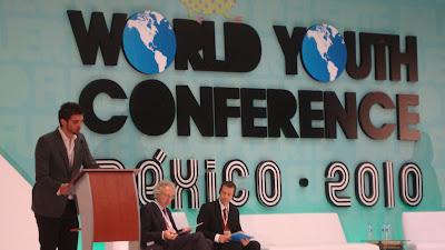 Caótica Conferencia Mundial de la Juventud
