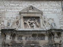 Portada de San Ildefonso - Jaén