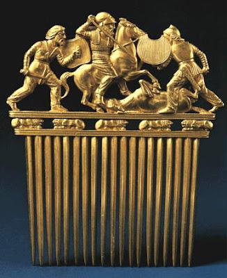 ~~Prehistoria~~ Europa en el III milenio Solokhacomb