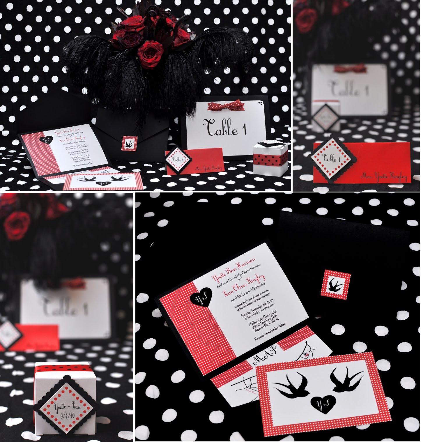 Rockabilly Wedding Invitation Templates was amazing invitations ideas
