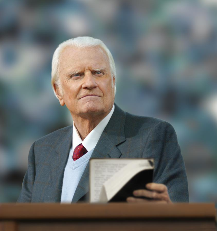 billy graham crusade. images Billy Graham saved my