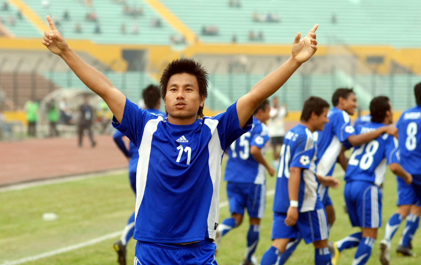 sports update anfa rescheduled afc challenge cup