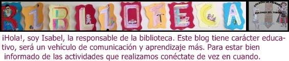 BIBLIOTECA C.E.I.P DULCINEA DEL TOBOSO