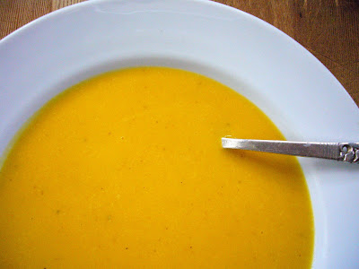 Thai-Coconut Squash Soup