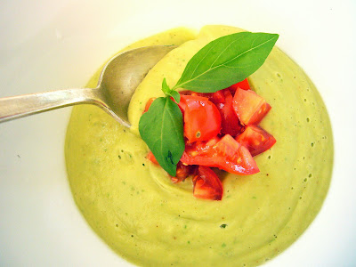 Kreamy Avocado Soup by Ani Phyo