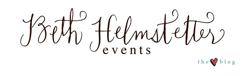 Beth Helmstetter Events