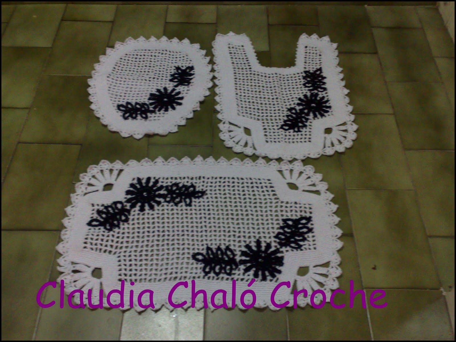 Jogos De Banheiro Em Croche Com Grafico Free Download Android  #7C147A 1600x1202 Banheiro Cor Preto E Branco