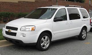 2007 2009 Chevrolet Uplander Pontiac Montana