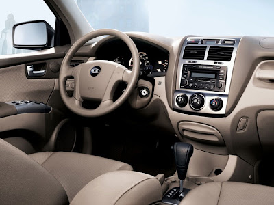 Upcoming Cars 2010 kia sportage interior With specifcation 2008 kia sportage