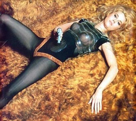 jane fonda barbarella. Worlds Apart - Barbarella