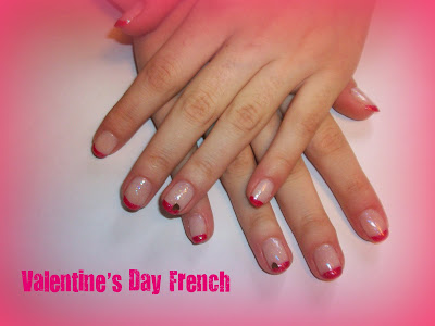 VALENTINE'S DAY FRENCH