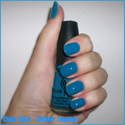 Swatch: China Glaze No.650 SHOWER TOGETHER