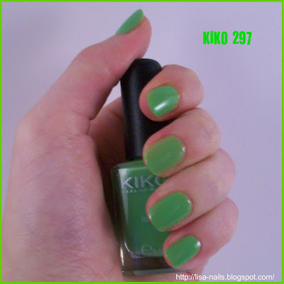 Swatch: KIKO No. 297
