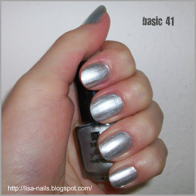 Swatch: basic - Silver
